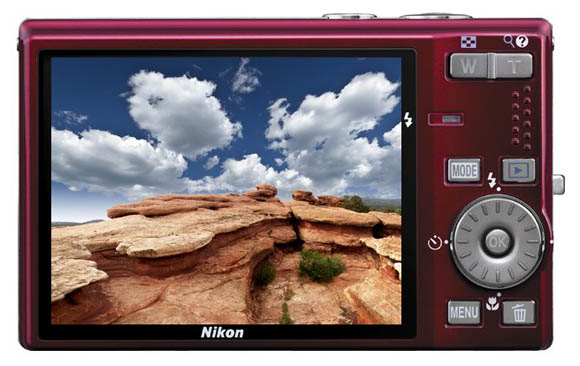Nikon S710