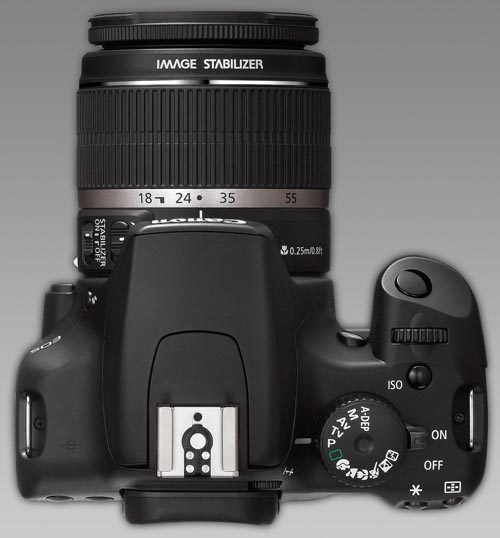 Canon Launches EOS 1000D / Rebel XS