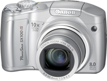 Canon Powershot SZ100 IS