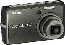 Nikon Collpix S600