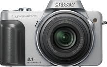 Sony Cybershot DSC H10