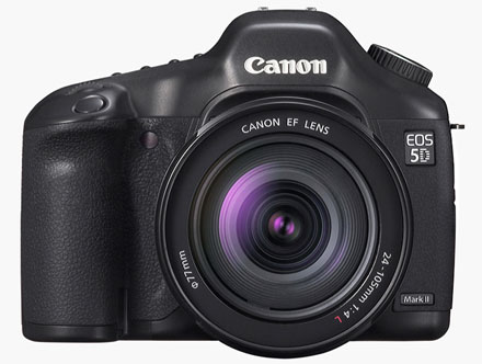 The Canon EOS 7D (or