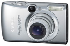 Canon Powershot SD890 IS