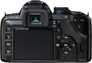 Back Olympus E-520