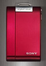 Sony Cypershot T200