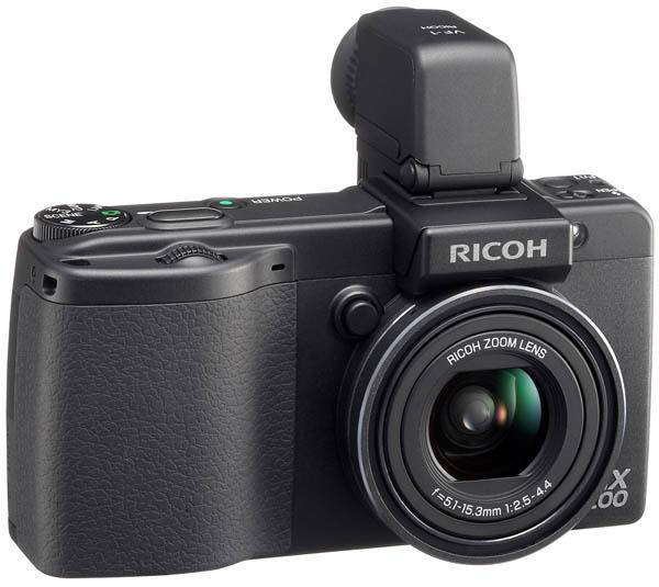 Ricoh GX 200 Front